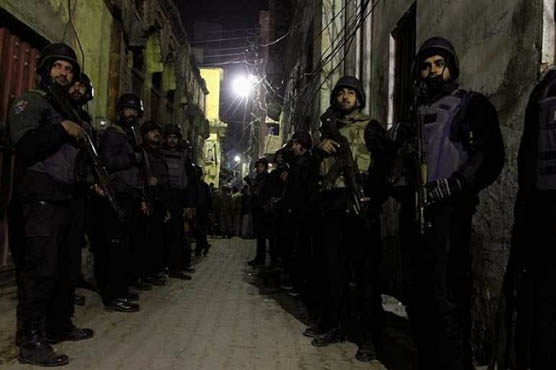 پشاور : سکیورٹی فورسز کا اکامیاب آپریشن ، انتہائی مطلوب افراد بارے اہم خبر