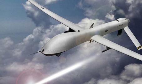 امریکی ڈرون پاکستان پہنچ گئے،حقانی نیٹ ورک بارے کا میابی