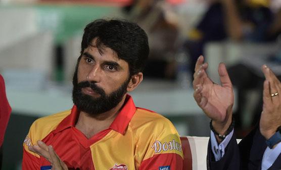 اسلام آباد یونائیٹڈ کی شکست ،کپتان مصباح الحق نے راز فاش کر دی