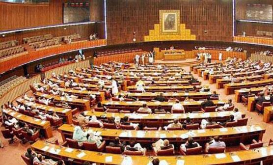 قومی اسمبلی کی 272 جنرل نشستیں برقرار رکھنے کا فیصلہ