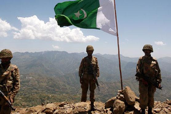 پاک فوج نے بھارتی بنکرز تباہ کرنے کی ویڈیو جاری کر دی