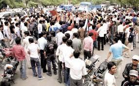 پنجاب یونیورسٹی ؛طلباء تنظیموں میں کشیدگی کے مناظر