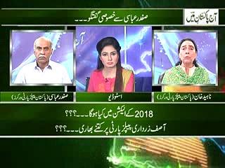 زرداری نے بینظیر کی جھوٹی وصیت تیار کی:ناہید خان