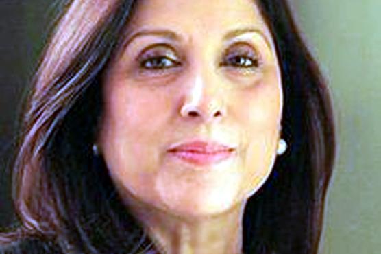 ثمینہ پیرزادہ کا غیرمعیاری فلموں میں کام سے انکار
