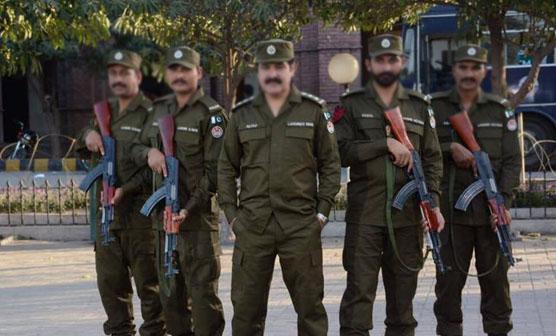 317 سیاہ فاموں کی تصاویر پنجاب پولیس کو مل گئیں ، کریک ڈاﺅن شروع