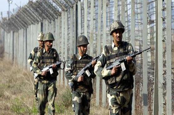 لائن آف کنٹرول پر بھارت کا ایک اور حملہ