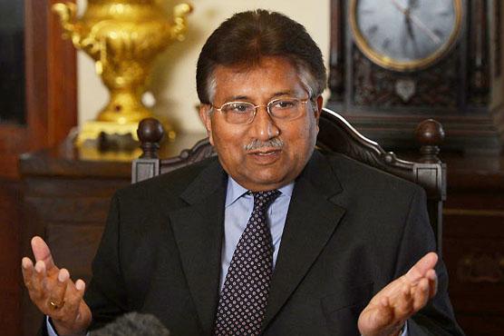 پرویز مشرف غداری کیس: خصوصی عدالت کی تشکیل مکمل