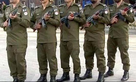 پنجاب پولیس پر اربوں نہیں کھربوں خرچ مگر جرائم کم نہ ہوئے ، اہم ادارہ کی رپورٹ آ گئی