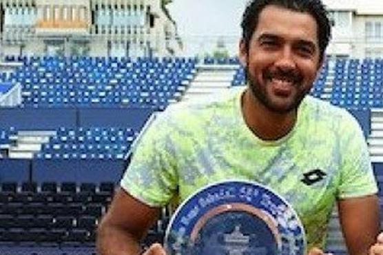 پاکستانی ٹینس اسٹار نے بڑی کامیابی اپنے نام کر لی