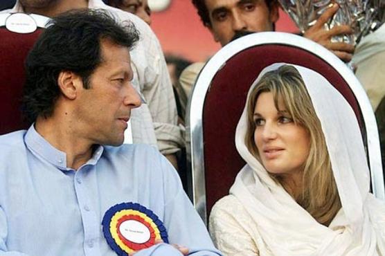 عمران خان اور جمائما کے درمیان ٹیلی فونک رابطہ،کیا بات چیت ہوئی دیکھیئے اہم خبر