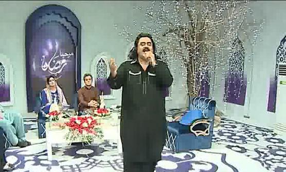 مرحبا رمضان میں معروف گلو کار عارف لوہار کی شرکت ،شرکاءنے جیتے عمرے کا ٹکٹ اور موٹرسائیکل