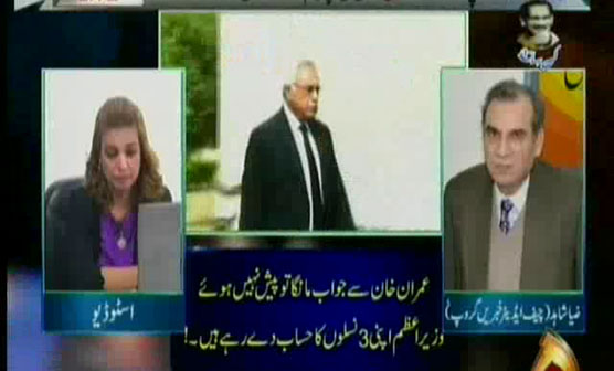 """عالم اسلام کی بدلتی صورتحال"" معروف صحافی ضیا شاہد کا خصوصی تجزیہ"