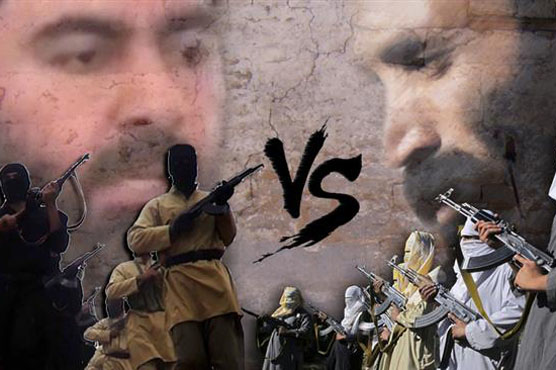 داعش اور طالبان آمنے سامنے ،گھمسان کارن پڑ گیا