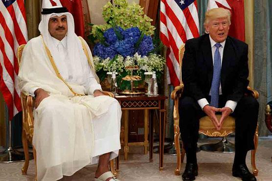 قطر نے امریکہ سے مراسم بڑھالیے،12 ارب ڈالر کا معاہدہ