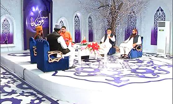 چینل فائیو کی مرحبا رمضان پانچویں سحری ٹرانسمیشن