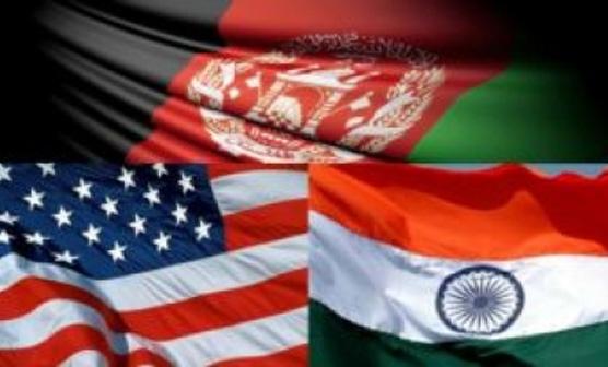 سی پیک کے مقابلے میں منصوبہ, امریکہ بھارت اور افغانستان ایک ہوگئے