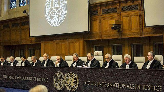 کلبھوشن کیس, عالمی عدالت انصاف کا بھارت کا کرارا جواب