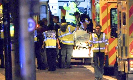 لندن میں دہشتگردی کی ایک اور بڑی کاروائی, 8ہلاک،50زخمی