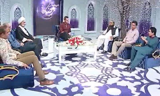 مرحبا رمضان میں یاجوج ماجوج اور قیامت کی نشانیوں کا تذکرہ چینل ۵ کے مقبول پروگرام میں اہم شخصیات کی شرکت