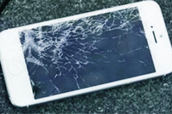سمارٹ فون کی سکرین کو مضبوط بنانے والا مادہ