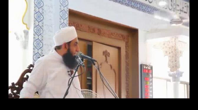 اﷲ راضی ہے تو سب کچھ ہے،اگر اﷲناراض ہوگیا تو کیا ہوگا؟،دیکھیں مولانا طارق جمیل کی ایمان افروز گفتگو مرحبا رمضان سحری ٹرانسمیشن میں!