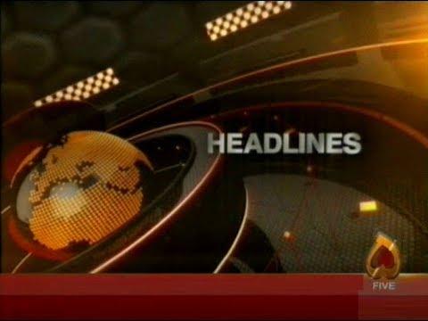چینل فائیو ہیڈ لائنز 6PM مورخہ 31.07.2017۔۔۔۔