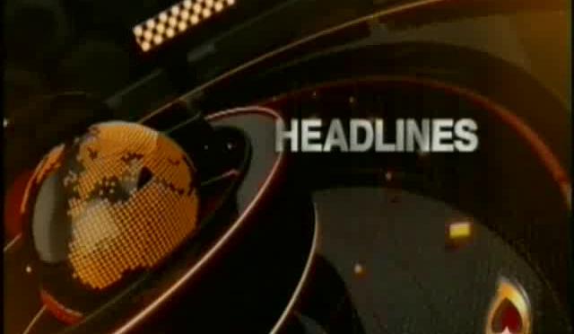 چینل فائیونیوز ہیڈ لائنز 12PM مورخہ 31.08.2017۔۔۔۔۔۔۔