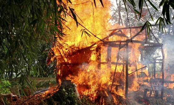 میانمار میں پھر 253 مسلم مرد وخواتین کو زندہ جلانے بارے سنسنی خیز انکشافات