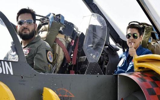 پاک فضائیہ کا تہلکہ خیز کارنامہ ،چینی فوج سے مل کرایسا دبنگ اقدام کہ مودی پر سکتہ طا ری ہو گیا