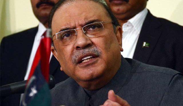 آصف علی زرداری کے قتل کا منصوبہ بے نقاب