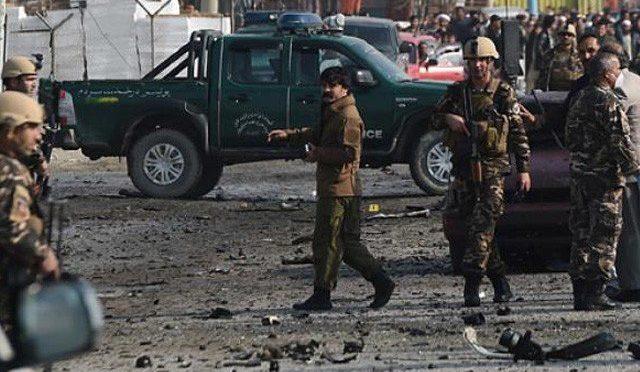 افغان صوبے قندھارمیں فوجی اڈے پر خود کش حملے میں 40 اہلکار ہلاک