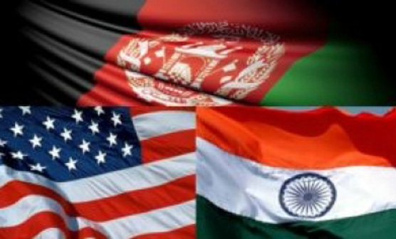 افغانستان کو لوٹنے کا امریکی بھارتی گٹھ جوڑ،سر جوڑ لیے