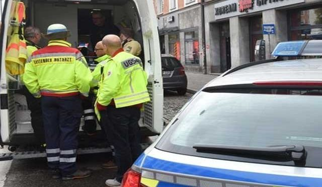 جرمنی میں چاقو بردار شخص کے حملے سے متعدد افراد زخمی