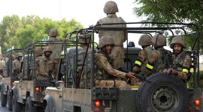 مسلح افواج کو بھارتی جارحیت کا جواب دینے کا اختیار