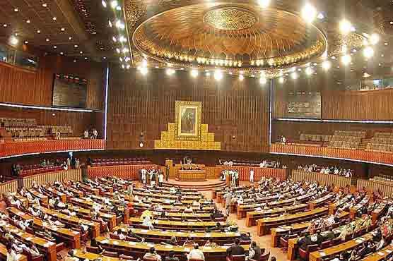 پارلیمنٹ قا نون ساز ادارہ ارکان کا کام سڑکیں بنانا سیوریج چیک کرنا نہیں