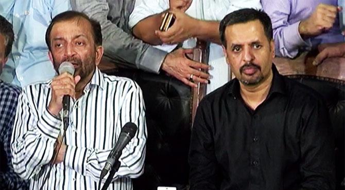 ایم کیو ایم پاکستان میں بغاوت شروع ،دوسری بڑی پارٹی میں شمولیت کا امکان