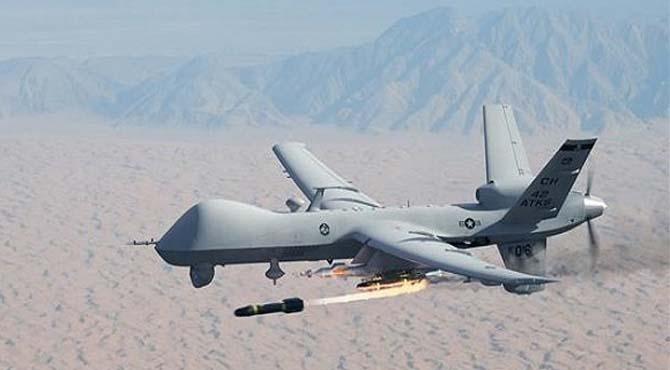 پاکستا ن کے اہم شہرکا لعدم تنطیم کے کمانڈر کے گھر ڈرون حملہ،3ہلاکتیں