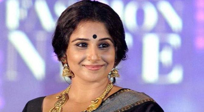 بھارتی اداکارہ ودیا بالن نے نجی زندگی پر کر ئیر کو ترجیح دیدی