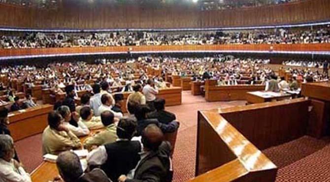 فاٹا کے 95 فیصد لوگ اس بات پر متفق ہیں کہ انہیں پاکستان میں جانا چاہیئے،خورشید شاہ کا قو می اسمبلی بیان ،اپو زیشن کا پھر واک آﺅٹ