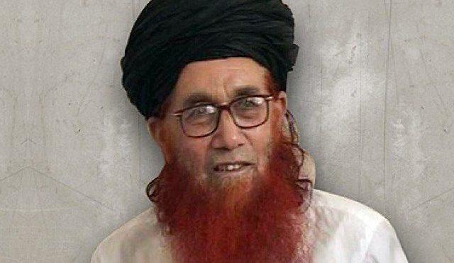 صوفی محمد نے پاک فوج اور ریاست کیخلاف لڑنا حرام قرار دیدیا