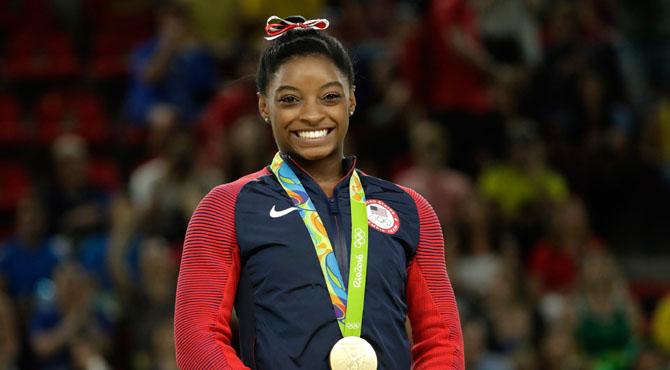 مجھے جنسی طور پر ہراساں کیا گیا اولمپکس جمناسٹک چمپئن کا انکشاف