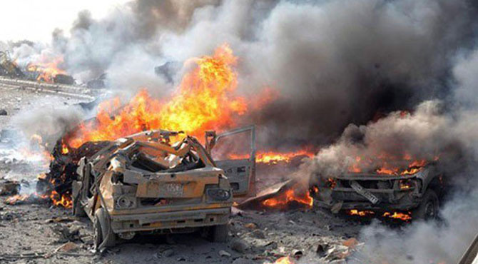 ملک بڑی تباہی سے بچ گیا،دہشتگردی کا منصوبہ نا کام