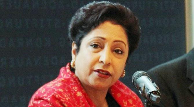 کلبھوشن پاکستان میں بھارتی تخریب کاری کا کھلا ثبوت ہے: ملیحہ لودھی