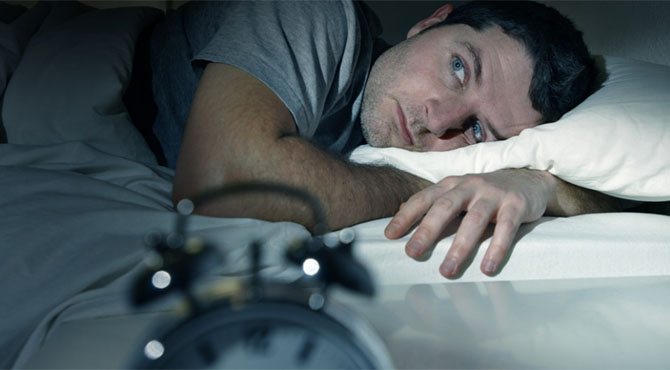 ناکافی نیند کے حیران کن نقصانات