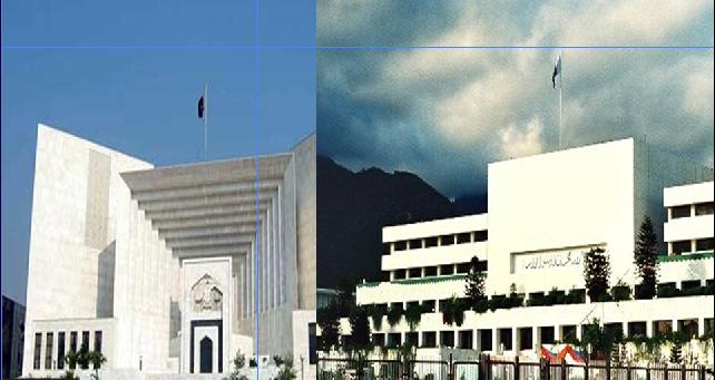 پارلیمنٹ بمقابلہ عدلیہ؟جنگ شروع