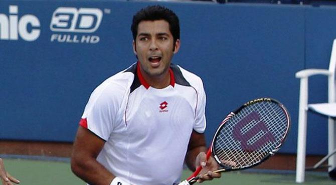 اعصام الحق اے ٹی پی انڈور ورلڈ ٹینس چیمپئن شپ کے فائنل میں پہنچ گئے
