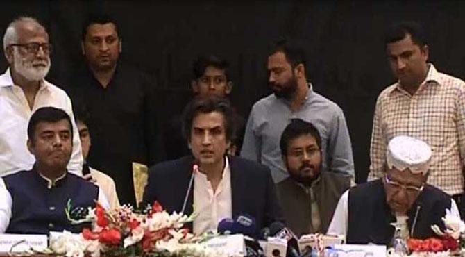 (ن) لیگ کے 8 ارکان اسمبلی کا پارٹی چھوڑ کر جنوبی پنجاب صوبہ محاذبنانے کا اعلان