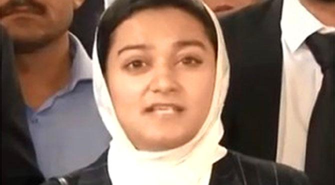 ملزم کو بری کرنیوالے جج نے صلح کا کہا تھا : خدیجہ صدیقی کا انکشاف