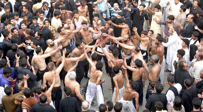 ملک بھر میں یوم شہادت علیؑ مذہبی عقیدت و احترام سے منایا گیا ، مجالس سے نامور علماءکا خطاب