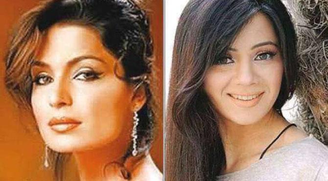 """رابی پیرزادہ اور میرا کی اداکاری نے """" شورشرابا"""" کی کشتی ڈبو دی"""